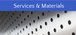 Services & Materials